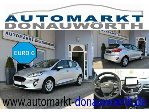 Ford Fiesta 1.5 TDCi Cool&Connect