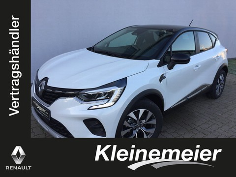 Renault Captur Experience TCe 100 Deluxe-Paket