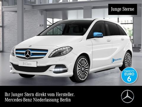 Mercedes-Benz B Electric Drive Rekup Bremsyst