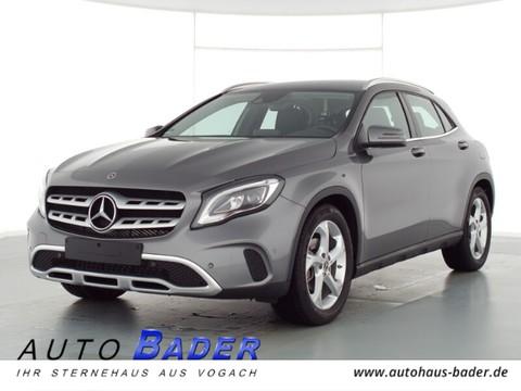 Mercedes-Benz GLA 180 Urban Automatik