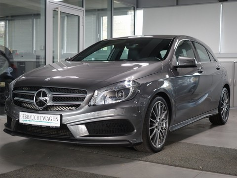 Mercedes-Benz A 180 AMG Line||||