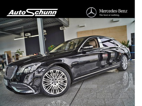 Mercedes-Benz S 560 Maybach AMG EXCL ENTERTAIN FIRST CLASS