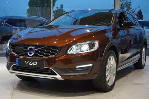 Volvo V60 CC D4 Momentum Automatik MJ2017