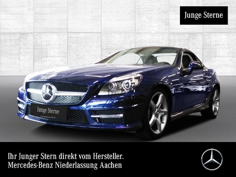 Mercedes SLK 350 designo AMG Magic Sky Harman