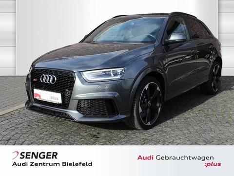 Audi RSQ3 2.5 TFSI PRIVACY OPTIK SCHWARZ