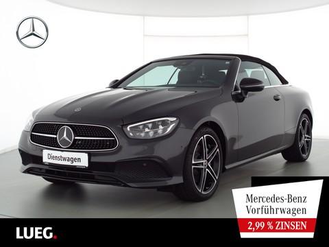 Mercedes-Benz E 200 Cabrio AVANTGARDE NIGHT 19