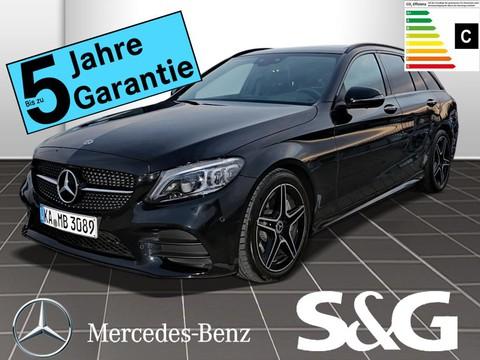 Mercedes C 300 T AMG-Line Spur 18