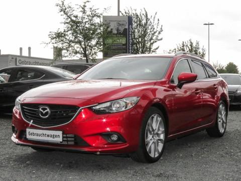 Mazda 6 2.2 D Sports-Line RFC