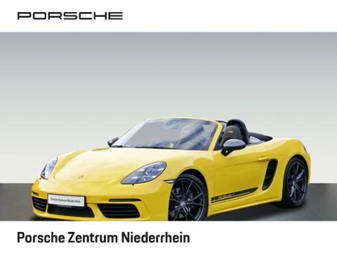Porsche Boxster 718 T Adaptive Plus