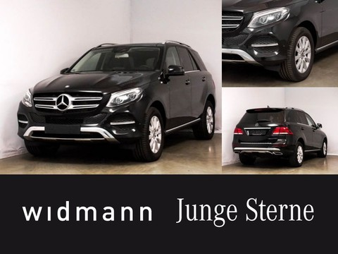 Mercedes GLE 350 d AMG-Styling
