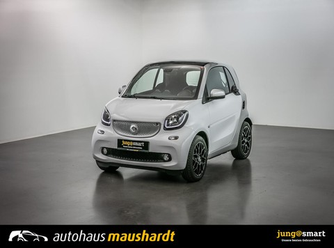 smart ForTwo coupe passion turbo HP121 PERFORMANCE