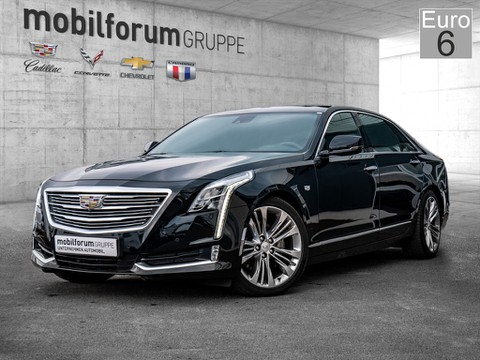 Cadillac CT6 2.9 V6 AWD Platinum EFF