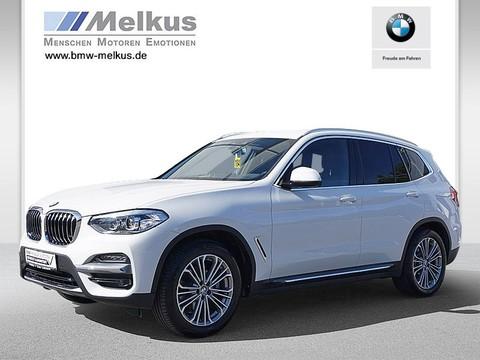 BMW X3 xDrive20d Luxury Line iFi