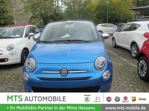 Fiat 500C 1.2 500 Cabrio Mirror 8V