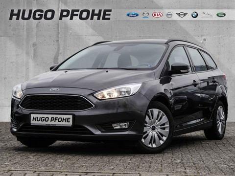 Ford Focus Business Edition 2018er
