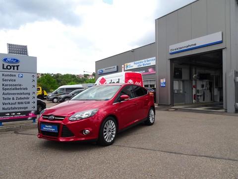 Ford Focus 1.6 Titanium EcoBoost WP