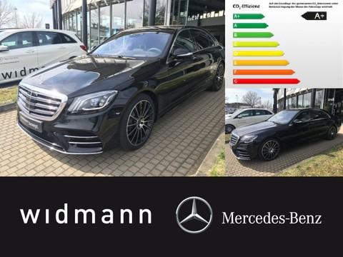 Mercedes S 400 d Limousine lang AMG Line A
