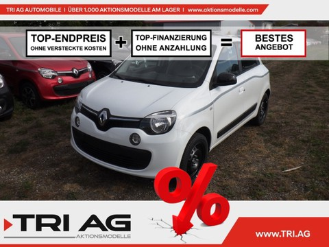 Renault Twingo Limited Sitz-Paket