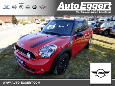 MINI Cooper S D Countryman All4 Beheizb Frontsch