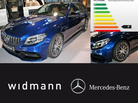 Mercedes C 63 AMG Mercedes S