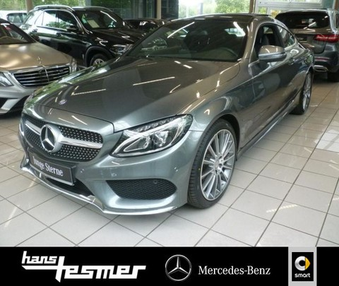 Mercedes-Benz C 300 Coupe AMG 19