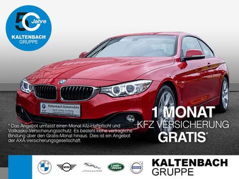 BMW 420 i Coupe Sport Line