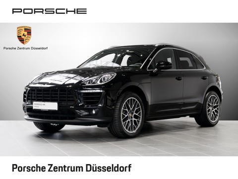 Porsche Macan v