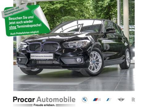 BMW 116 d Automatik