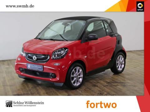 smart ForTwo electric drive Cool u Media