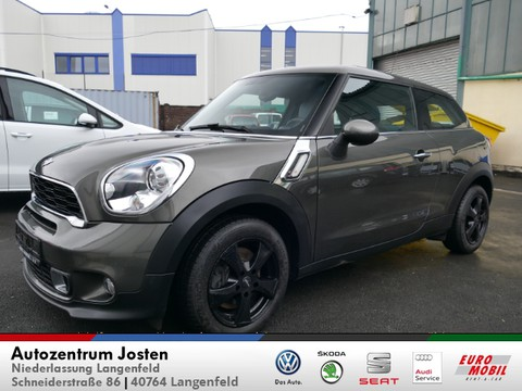 MINI Cooper S Paceman Chilli Wired