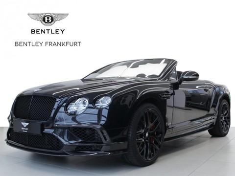 Bentley Continental Supersports Cabrio von BENTLEY FRANKFU