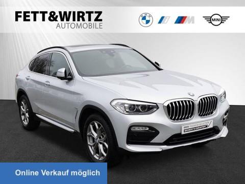 BMW X4 xDrive20i xLine Sports Klimaa