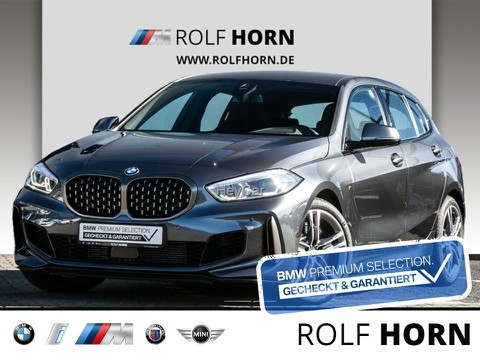 BMW M135 i xDr Live Plus