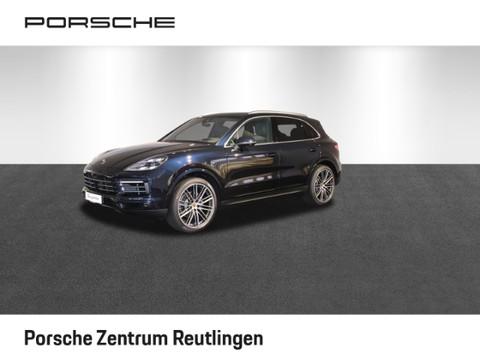 Porsche Cayenne 9.2 Fahrzeug verfügbar 2020