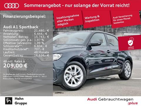 Audi A1 Sportback 25TFSI advanced Einpark