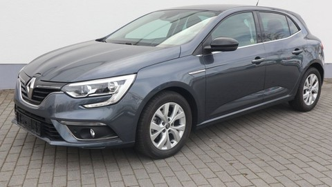 Renault Megane TCe 140 GPF LIMITED DELUXE