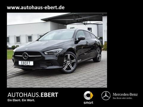 Mercedes-Benz CLA 250 e Shooting Brake Progressive