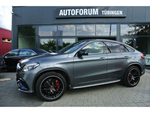Mercedes-Benz GLE 63 AMG S COUPE 3xTV NIGHT PAKET