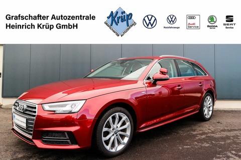 Audi A4 2.0 TDI Avant sport S Line