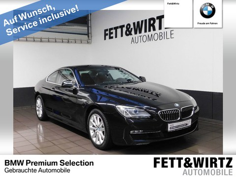 BMW 640 d xDrive Coupe el GSD