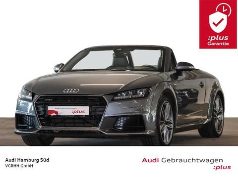 Audi TT 2.0 TFSI qu Roadster 2xS Line