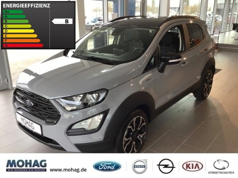 Ford EcoSport Active Apple Android