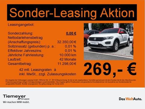 Volkswagen T-Roc 2.0 TDI Sport LM18