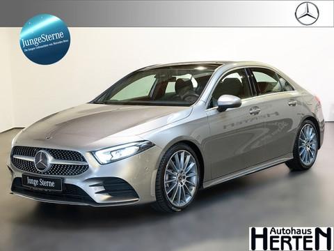Mercedes-Benz A 180 d AMG Line Premium