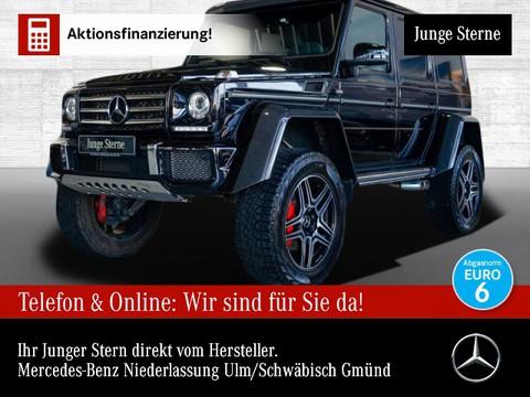 Mercedes-Benz G 500 ² 1 TV Exklusiv Carbon