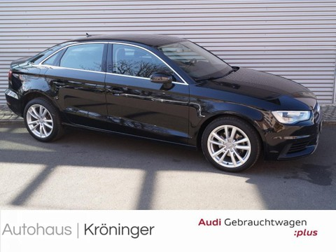 Audi A3 1.6 TDI Limousine Ambiente phone b