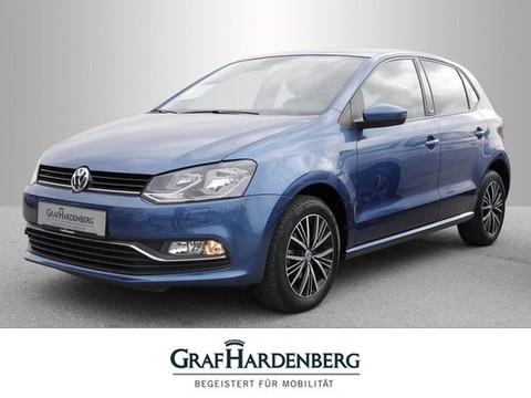 Volkswagen Polo 1.0 Allstar Einparkhilfen