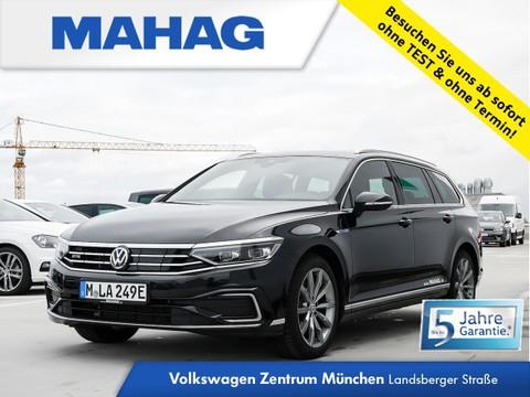 Volkswagen Passat Variant 1.4 TSI GTE - Trailer Parklenkassist
