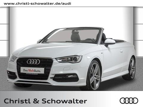 Audi A3 1.4 TFSI Cabriolet S line