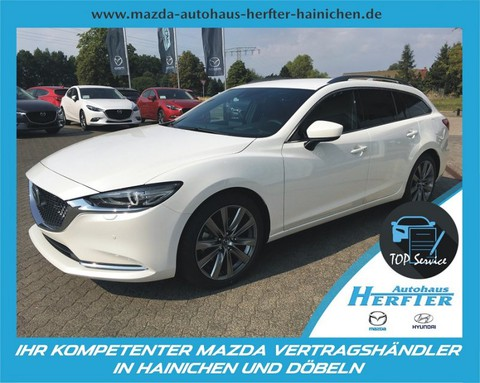 Mazda 6 SK 165 FWD 5T 6AG EXCLUSIVE